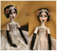 Art Dolls by Du Buh Du Designs