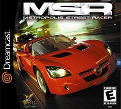 Metropolis Street Racer, such a memorable soundtrack Toyota, Cities, Crash Team Racing, Speeding Tickets, Game Of The Day, Advanced Driving, Sega Dreamcast, Batman Begins, Marvel Vs