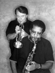Wayne Jackson and Andrew Love - The Memphis Horns.  RIP Andrew Love...