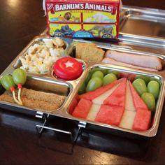 """Lunch-box /""""CIRCUS/"""" avec nom"""