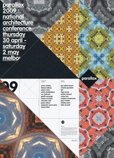 Parallax event design, by Toko - Creative Journal