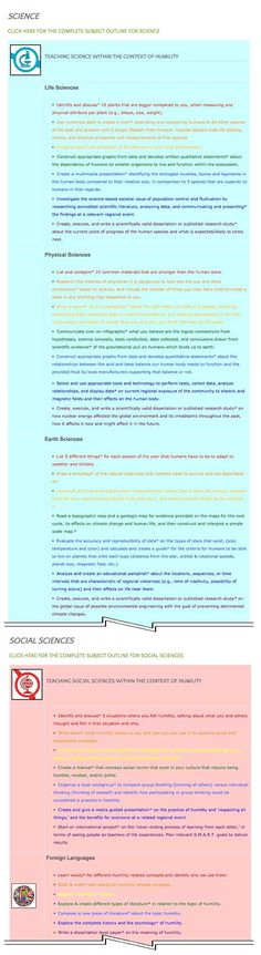 Humility Lesson Plan – 75% Complete – Click to Visit Page, http://onecommunityglobal.org/humility-lesson-plan/