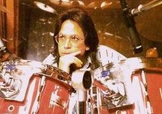 Jeff Porcaro..the most recorded drummer of all time...and I miss him