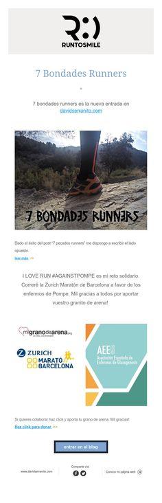 7 Bondades Runners