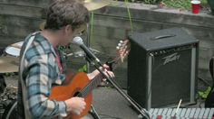 The Daredevil Christopher Wright - The Birds of the Air and the Flowers of the Field, performed live in their backyard.