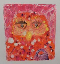 Doodlebug Dabblings: Inspired work by artist Liane Varnam