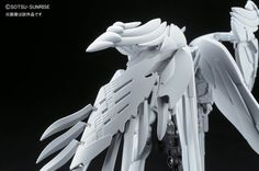 RG 1/144 Wing Gundam Zero EW: UPDATE Official Promo Poster, Images, Info Release http://www.gunjap.net/site/?p=208469