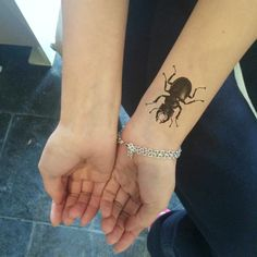 beetle tattoos - Hledat Googlem