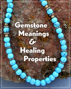 Curious what your gemstones mean? Find out with our extensive list of precious and semi-precious gemstone meanings and properties.
