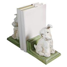 Who can resist these adorable puppy bookends? Style # at Lamps Plus. Flowers Delivered, Boy Room, Big Boys, Cute Puppies, Cast Iron, Bookends, Lamps, Design, Home Decor