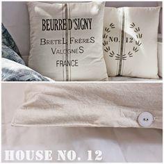 House No.12: Wo ist denn die Nagelschere...? & neue Kissen