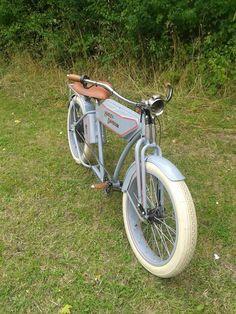 Electric bike ruff cycles beach cruiser harley bobber chopper