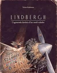 Where there's a mouse there's a way. Meet Lindbergh, a little mouse with big ideas in Lindbergh: The Tale of a Flying Mouse, a new picture book by debut author/illustrator Torben Kuhlmann.