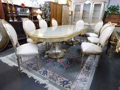 Ordinaire Luxury Classic Italian Colombo Giulio, Mobili Du0027Arte E Salotti End Tables.  Marvau0027s Offers High End Pre Owned U0026 New Designer Brand Furniture And Home  Decor