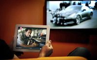 Tablets Up Rates Of TV Multitasking