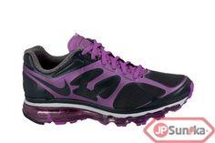 Nike Wmns Air Max+ 2012  Black Magenta  (487679-005)
