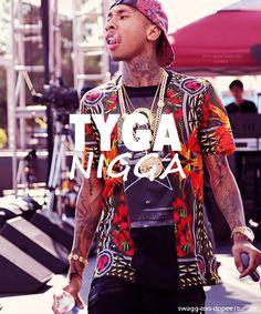 Tyga | NIGGA