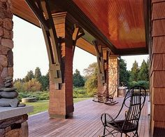 country style homes with wrap around porches - myfrenchcountryhome.blogspot.com Omgomgomg