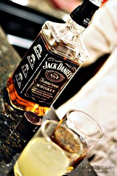 Whiskey ~ Relax for a delicate few.