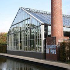 "Restaurant ""De Kas"" (the greenhouse) in Amsterdam is my favourite urban farming restaurant."