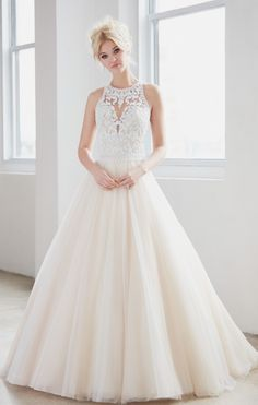 Featured Wedding Dress: Madison James; www.madison-james.com; Wedding dress idea.