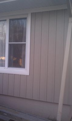 Board And Batten Siding Board And Batten And Window On