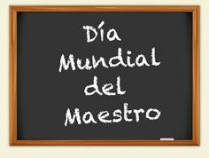 feliz #diamundialdelmaestro #diamundialdeldocente