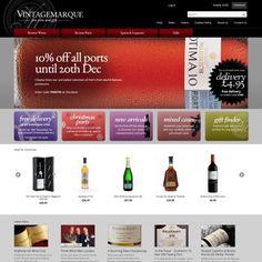 Drupal 7 ecommerce website for VM