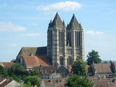 Cathedrale de Noyon - France. Majestic and awe inspiring Cathedrals for the glory of God throughout the earth. http://www.PaulFDavis.com/spiritual-teacher for God's glory, honor, power, love and wisdom to work miracles, signs and wonders in the earth. (info@PaulFDavis.com) author of 'Supernatural Fire', 'Waves of God,' 'God vs. Religion,' and 'Breakthrough For A Broken Heart.' www.Facebook.com/speakers4inspiration www.Twitter.com/PaulFDavis www.Linkedin.com/in/worldproperties