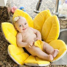 Infant Bath That Is Soft