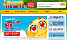 Bingo Hearts has cupid spread all around the rooms. Fantastic games and sizzling bonuses are the two major reasons to get you play here. Explore more! http://www.onlinebingoz.com/reviews/bingo-hearts/