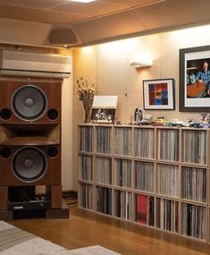 Aesthetic Rooms, Audiophile Listening Room, Home Studio Music, Interior, Vinyl Records, Fashion Room, Audio Room, Aesthetic Room Decor, Vinyl Record Collection