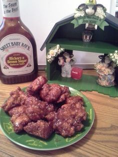 Before I met my husband, Applebee's was my favorite place to eat and Boneless Honey BBQ wings were my favorite menu item. In spite of their high calorie status, I…