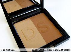 Daniel Sander Sculpt and Slim-Effect Powder # Swatch