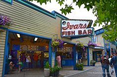 #Ivar's Fish Bar, #Seattle