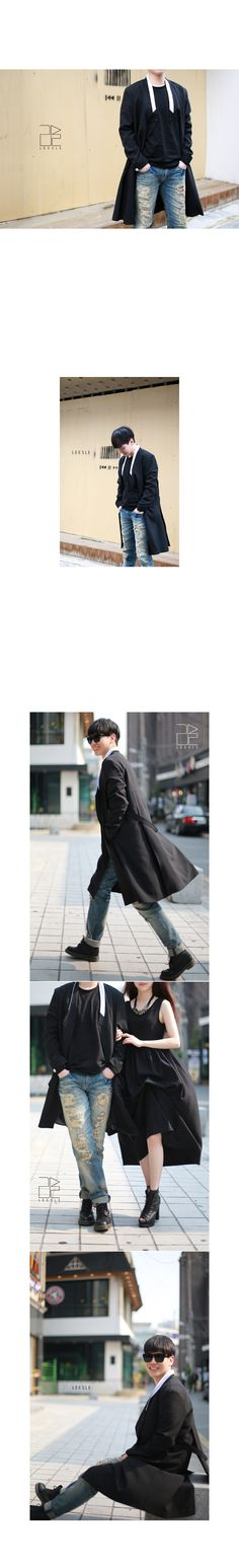 도포 롱코트 ~ Long Coat ~ Brand Leesle
