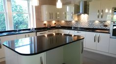 Granite worktops supplied by ourselves Granite Worktops, Kitchen Board, Table, Furniture, Home Decor, Decoration Home, Room Decor, Tables, Home Furnishings
