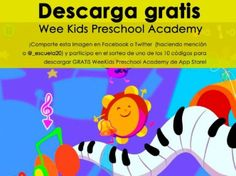 Wee Kids Preschool Academy: aprender a aprender en la etapa prescolar