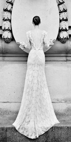 cordero y rubia: vestidos de novia de ensueño