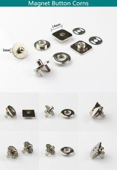Ecológico Chapado de 10 / 18mm metal Accesorios de ropa para el botón del imán - Comprar accesorios de la ropa, metal Accesorios de ropa, accesorios de la ropa para el botón del imán del producto en Alibaba.com