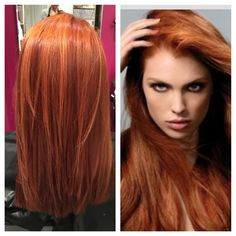Inspiration and colour match using Redken