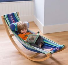Rocking Hammock - Great - but OH WHERE WOULD WE PUT IT?