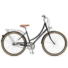 Retrospec Bicycles - Venus-3 Step-Thru Three-Speed City Bike Black / 38cm, Retrospec Bicycles - 2