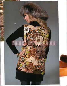September 2013 Journal Jurnal Zhurnal MOD 570 Russian crochet n knit patterns book