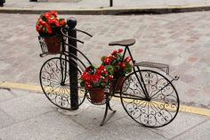 Paris Photography, Spring in Paris, Bike with Red Flowers in Paris, paris decor, paris bike photo, Paris Cafe by rebeccaplotnick on Etsy https://www.etsy.com/listing/184883112/paris-photography-spring-in-paris-bike