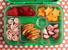 A snacky bento for my 4th grader