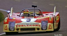 Juan Fernandez / Bernard Chenevière / Francisco Torredemer - Porsche 908/03 - Escuderia Monjuich - XLI Grand Prix d`Endurance les 24 Heures du Mans - 1973 World Championship for Makes, round 8 - Challenge Mondial, round 4 - Campeonato de España de Conductores de Velocidad en Circuito para Vehiculos de Gran Turismo-Sport, round 3