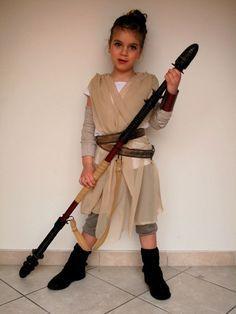 Make Rey's Staff - Star Wars: The Force Awakens - All