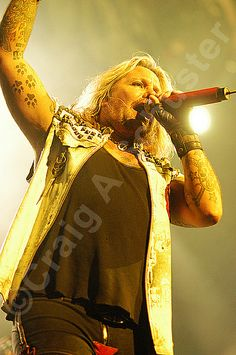 New Years Eve 2005/2006 Vince Neil Official of Motley Crue in Detroit MI #motleycrue #vinceneil