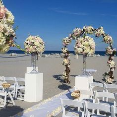 The Best Beach Weddings on Instagram;